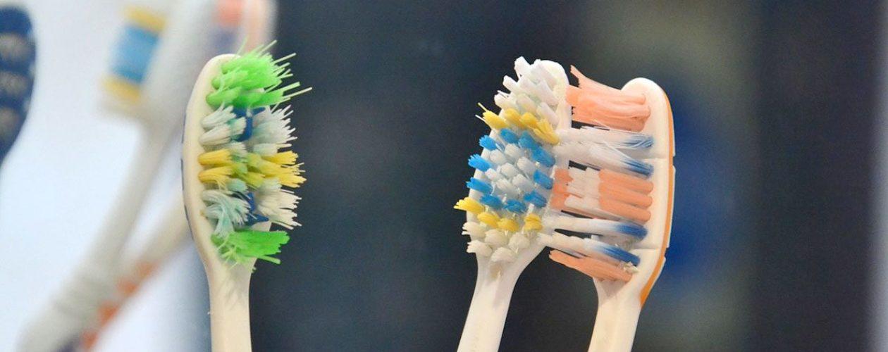 Canviar el raspall de dents