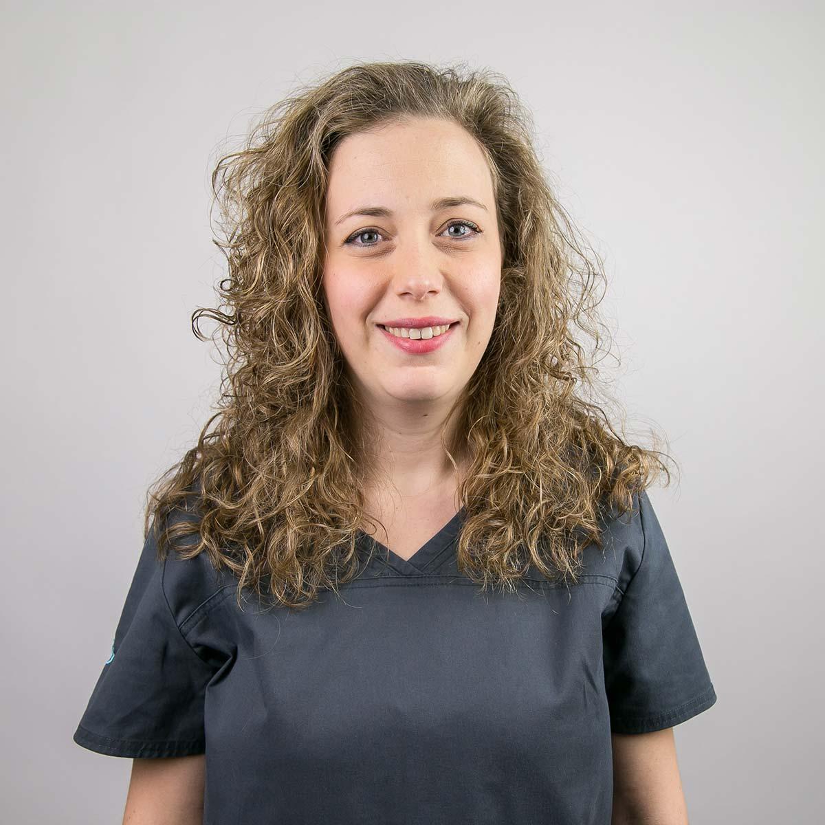 JESSICA ACOSTA - Atenció pacient - Auxiliar dental